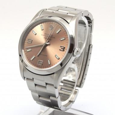 Rolex Airking Copper