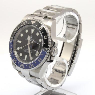 "Rolex GMT Master II ""Batman"" 116710BLNR"