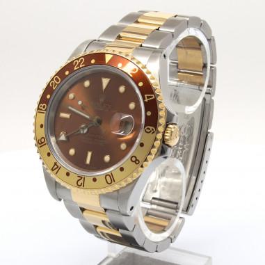"Rolex GMT-Master II ""Tigereye"" 16713"