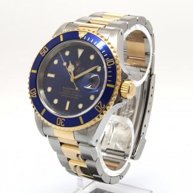 Rolex Submariner Steel/Gold 16613LB