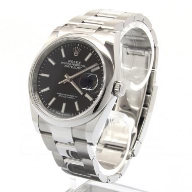 Rolex Datejust 36 126200 Black Index
