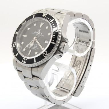 Rolex Sea-Dweller 16600 LC100