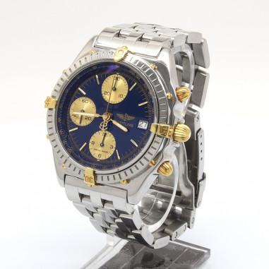 Breitling Chronomat Stahl/Gold 13048