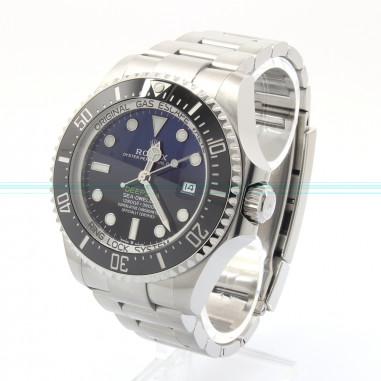 Rolex Sea-Dweller Deepsea Deep Blue James Cameron 126660