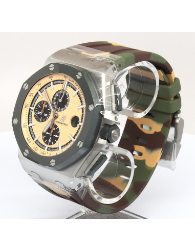 Audemars Piguet Royal Oak Offshore Camouflage Chronograph