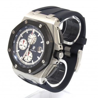 Audemars Piguet Royal Oak Offshore Platin
